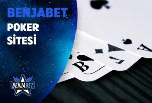 benjabet poker sitesi