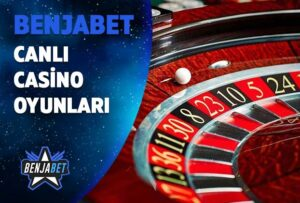 benjabet canli casino oyunlari