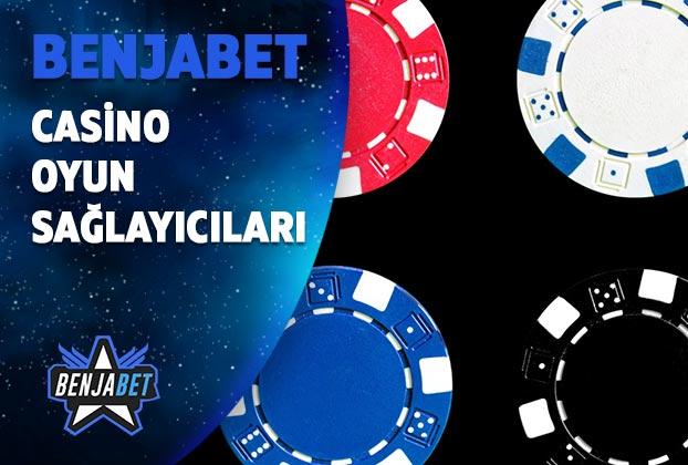 benjabet casino oyun saglayicilari