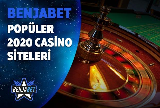 populer 2020 casino siteleri