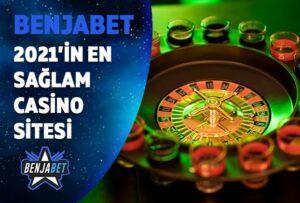 2021'in en saglam casino sitesi
