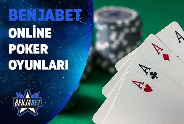 benjabet online poker oyunlari