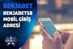 benjabet58 mobil giris adresi