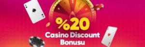 benjabet casino kayip bonusu