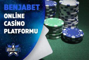 benjabet online casino platformu