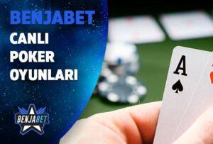 benjabet canli poker oyunlari