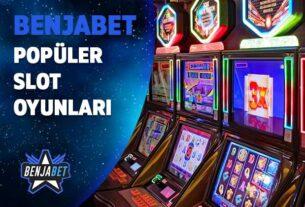 benjabet populer slot oyunlari