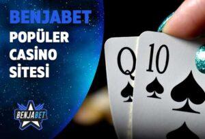 benjabet populer casino sitesi